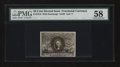 Fractional Currency:Second Issue, Fr. 1318 50c Second Issue PMG Choice About Unc 58....