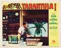 "Movie Posters:Science Fiction, Tarantula (Universal International, 1955). Lobby Cards (2) (11"" X14"").. ... (Total: 2 Items)"