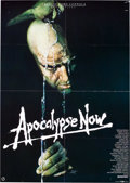 """Movie Posters:War, Apocalypse Now (United Artists, 1979). German A1 (23"""" X 33"""").. ..."""