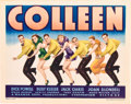 "Movie Posters:Musical, Colleen (Warner Brothers, 1936). Title Lobby Card (11"" X 14"").. ..."