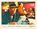 "Movie Posters:Hitchcock, The Wrong Man (Warner Brothers, 1957). Lobby Card (11"" X 14"").. ..."