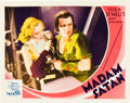 "Movie Posters:Romance, Madam Satan (MGM, 1930). Lobby Card (11"" X 14"").. ..."