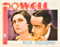 "Movie Posters:Comedy, High Pressure (Warner Brothers, 1932). Lobby Card (11"" X 14"").. ..."