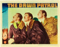 "Movie Posters:War, The Dawn Patrol (Warner Brothers, 1938). Lobby Card (11"" X 14"")....."