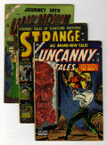 Golden Age (1938-1955):Horror, Atlas Golden Age Horror Group (Atlas, 1953-59).... (Total: 11 ComicBooks)
