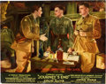 """Movie Posters:War, Journey's End (Tiffany, 1930). Deluxe Lobby Cards (4) (11"""" X 14"""")..... (Total: 4 Items)"""