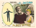 "Movie Posters:Musical, The Jazz Singer (Warner Brothers, 1927). Lobby Card (11"" X 14"")....."