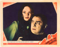 "Movie Posters:Horror, Mark of the Vampire (MGM, 1935). Lobby Card (11"" X 14"").. ..."
