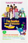 "Movie Posters:Animated, Yellow Submarine (United Artists, 1968). One Sheet (27"" X 41"").. ..."