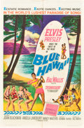 "Movie Posters:Elvis Presley, Blue Hawaii (Paramount, 1961). One Sheet (27"" X 41"").. ..."