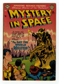 Golden Age (1938-1955):Science Fiction, Mystery in Space #6 (DC, 1952) Condition: FN-....