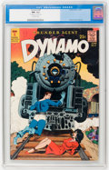 Silver Age (1956-1969):Superhero, Dynamo #4 (Tower, 1967) CGC NM- 9.2 Off-white pages....