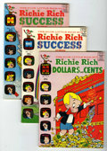 Silver Age (1956-1969):Humor, Richie Rich Assorted Titles Group (Harvey, 1960s) Condition: Average VF/NM.... (Total: 21 Comic Books)