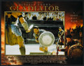 "Movie Posters:Action, Gladiator (Universal, 2000). International Lobby Card Set of 8 (11""X 14""). Action.. ... (Total: 8 Items)"