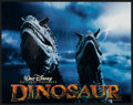 "Movie Posters:Animated, Dinosaur (Buena Vista, 2000). Lobby Card Set of 9 (11"" X 14"").Animated.. ... (Total: 9 Items)"