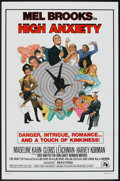 """Movie Posters:Comedy, High Anxiety (20th Century Fox, 1977). One Sheet (27"""" X 41"""") Style B. Comedy.. ..."""