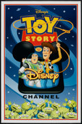 "Movie Posters:Animated, Toy Story (Buena Vista, 1995). TV Station Poster (27"" X 40"").Animated.. ..."