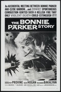 """Movie Posters:Crime, The Bonnie Parker Story Lot (American International, R-1968). OneSheet (27"""" X 41"""") and Lobby Cards (2) (11"""" X 14""""). Crime....(Total: 3 Items)"""