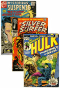 Silver Age (1956-1969):Miscellaneous, Miscellaneous Silver and Bronze Age Comics Group (Various,1958-81).... (Total: 9 Comic Books)