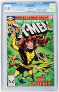 Modern Age (1980-Present):Superhero, X-Men #135 (Marvel, 1980) CGC NM/MT 9.8 White pages....