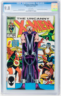 Modern Age (1980-Present):Superhero, X-Men CGC-Graded Group (Marvel, 1985-86) CGC NM/MT 9.8 Whitepages.... (Total: 4 Comic Books)