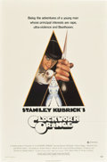 "Movie Posters:Science Fiction, A Clockwork Orange (Warner Brothers, 1971). One Sheet (27"" X 41"")X-Rated Style.. ..."