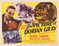 "The Picture of Dorian Gray (MGM, 1945). Half Sheet (22"" X 28"") Style A"