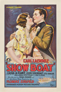 "Movie Posters:Musical, Show Boat (Universal, 1929). One Sheet (27"" X 41"").. ..."