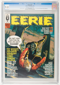 Eerie #13 (Warren, 1968) CGC VF/NM 9.0 Off-white to white pages