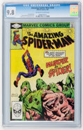 Modern Age (1980-Present):Superhero, The Amazing Spider-Man #228, 229, and 273 CGC-Graded Group (Marvel,1982-86) CGC NM/MT 9.8.... (Total: 3 Comic Books)