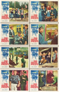 "Movie Posters:War, The Great Escape (United Artists, 1963). Lobby Card Set of 8 (11"" X 14"").. ... (Total: 8 Items)"