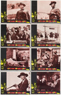 """Movie Posters:Western, For a Few Dollars More (United Artists, 1967). Lobby Card Set of 8(11"""" X 14"""").. ... (Total: 8 Items)"""