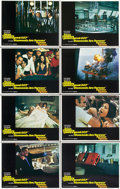 """Movie Posters:James Bond, Diamonds are Forever (United Artists, 1971). Lobby Card Set of 8 (11"""" X 14"""").. ... (Total: 8 Items)"""