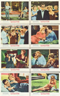 "Movie Posters:Drama, Lolita (MGM, 1962). Lobby Card Set of 8 (11"" X 14"").. ... (Total: 8 Items)"