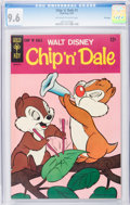 Silver Age (1956-1969):Cartoon Character, Chip 'n' Dale #1 File Copy (Gold Key, 1967) CGC NM+ 9.6 Off-whiteto white pages....