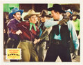 "Movie Posters:Western, Rawhide (20th Century Fox, 1938). Lobby Cards (3) (11"" X 14"").. ...(Total: 3 Items)"