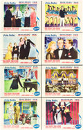"Movie Posters:Musical, Holiday Inn (Paramount, 1942). Lobby Card Set of 8 (11"" X 14"")..... (Total: 8 Items)"