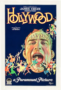 "Movie Posters:Comedy, Hollywood (Paramount, 1923). One Sheet (27"" X 41"") Style A.. ..."