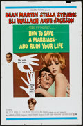"""Movie Posters:Comedy, How to Save a Marriage -- And Ruin Your Life Lot (Columbia, 1968). One Sheets (2) (27"""" X 41""""). Comedy.. ... (Total: 2 Items)"""