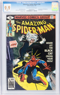 The Amazing Spider-Man #194 (Marvel, 1979) CGC MT 9.9 Off-white to white pages