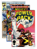 Modern Age (1980-Present):Miscellaneous, Miscellaneous Modern Comics Long Box Group (Various Publishers, 1980s) Condition: Average VF/NM....