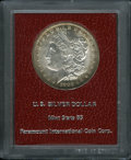 1882-O $1 MS65 Paramount. We believe this coin is graded MS60. Mintage: 6,090,000. (#7136)...(PCGS# 7136)