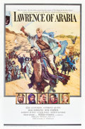 "Movie Posters:War, Lawrence of Arabia (Columbia, 1962). One Sheet (27"" X 41"") StyleA.. ..."