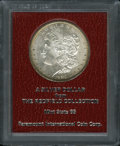 1880-S $1 MS65 Paramount. Ex:The Redfield Collection. We believe this coin is graded MS62. Mintage: 8,900,000. (#7118)...