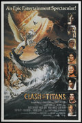 """Movie Posters:Fantasy, Clash of the Titans (MGM, 1981). Australian One Sheet (27"""" X 40"""").Fantasy.. ..."""