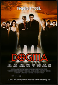"""Dogma Lot (Miramax, 1999). One Sheets (2) (27"""" X 40"""") SS. Comedy. ... (Total: 2 Items)"""