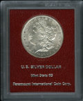 Morgan Dollars, 1900-O $1 MS65 Paramount. We grade this piece as MS62. Mintage: 12,590,000. (#7266)...