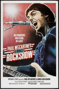 """Movie Posters:Rock and Roll, Rockshow (Miramax, 1980). One Sheet (27"""" X 41""""). Rock and Roll....."""