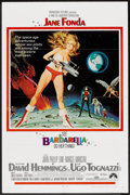 """Movie Posters:Science Fiction, Barbarella (Paramount, 1968). One Sheet (27"""" X 41"""") Style A.Science Fiction.. ..."""