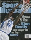 Basketball Collectibles:Others, Elton Brand Signed Sports Illustrated. ...